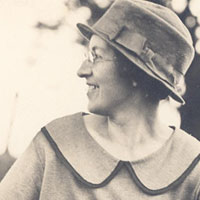 Dr Ellen Delf-Smith 1883—1980