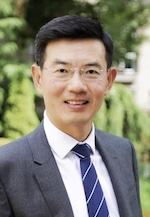 Professor Wen Wang, Vice-Principal and Executive Dean (Science and Engineering) of Queen Mary University of London