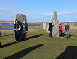 MS researchers on the Isle of Lewis