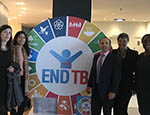TB academics at the UN General Assembly