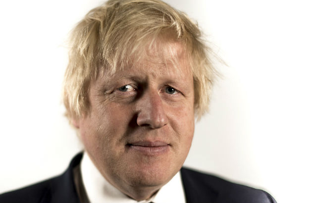 Photograph of Boris Johnson