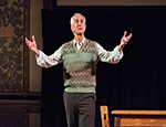 Oscar-nominated actor David Strathairn to perform Remember This: The Lesson of Jan Karski, at Queen Mary University of London