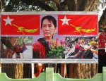 Myanmar's popular leader, Aung San Suu Kyi, has been in custody since the country's military seized power in a coup