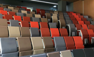 New lecture spaces