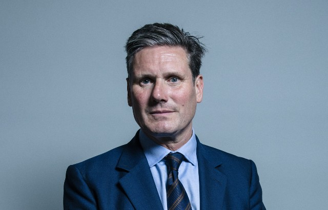 Keir Starmer is the leader of the Labour Party