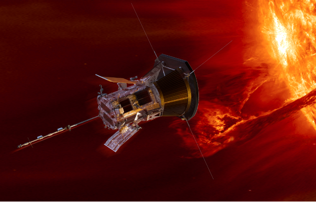 NASA's 1st solar probe results unravel Sun's mysteries