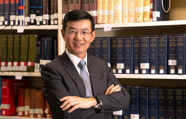 Professor Wen Wang