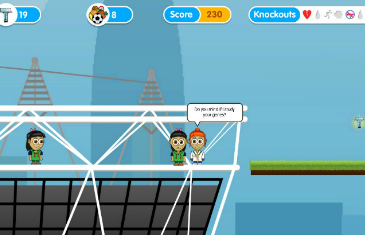 Screenshot of Gene Quest