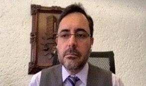 Profesor Arturo Reyes, presidente del Instituto Politécnico Nacional de México