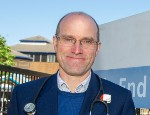 Study lead, Adrian Martineau, Professor of Respiratory Infection and Immunity at Queen Mary University of London