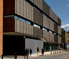 Queen Mary BioEnterprises Innovation Centre in Whitechapel