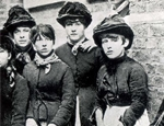Match girl strikers of 1888