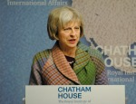 Theresa May at Chatham House