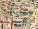 Charles Booth's Poverty Map of Deptford. Credit: LSE