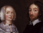 Thomas Browne with his wife Dorothy