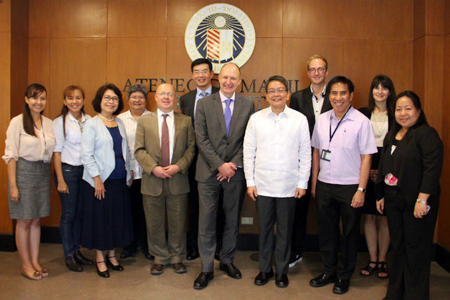 PR - QMUL partners with Huawei to launch UK ICT Academy