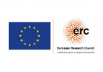 ERC logo. These projects have received funding from the European Research Council (ERC) under the European Union's Horizon 2020 research and innovation programme.