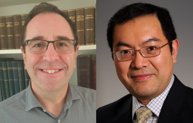 Professor James Busfield and Professor Yang Hao were elected as fellows of the Royal Academy of Engineering