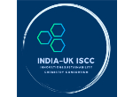 Logo for the India-UK ISCC
