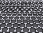 Graphene - image courtesy of AlexanderAIUS