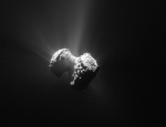 Comet 67P/Churyumov-Gerasimenko on 20 July 2015