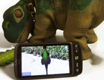 The PLEO Robot (c) INESC-ID, Portugal, LIREC project