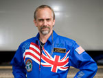 Astronaut Richard Garriott