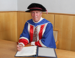 Dr D Maxwell Parkin, Doctor of Science (DSc)