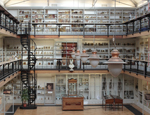 Barts Pathology Museum, West Smithfield