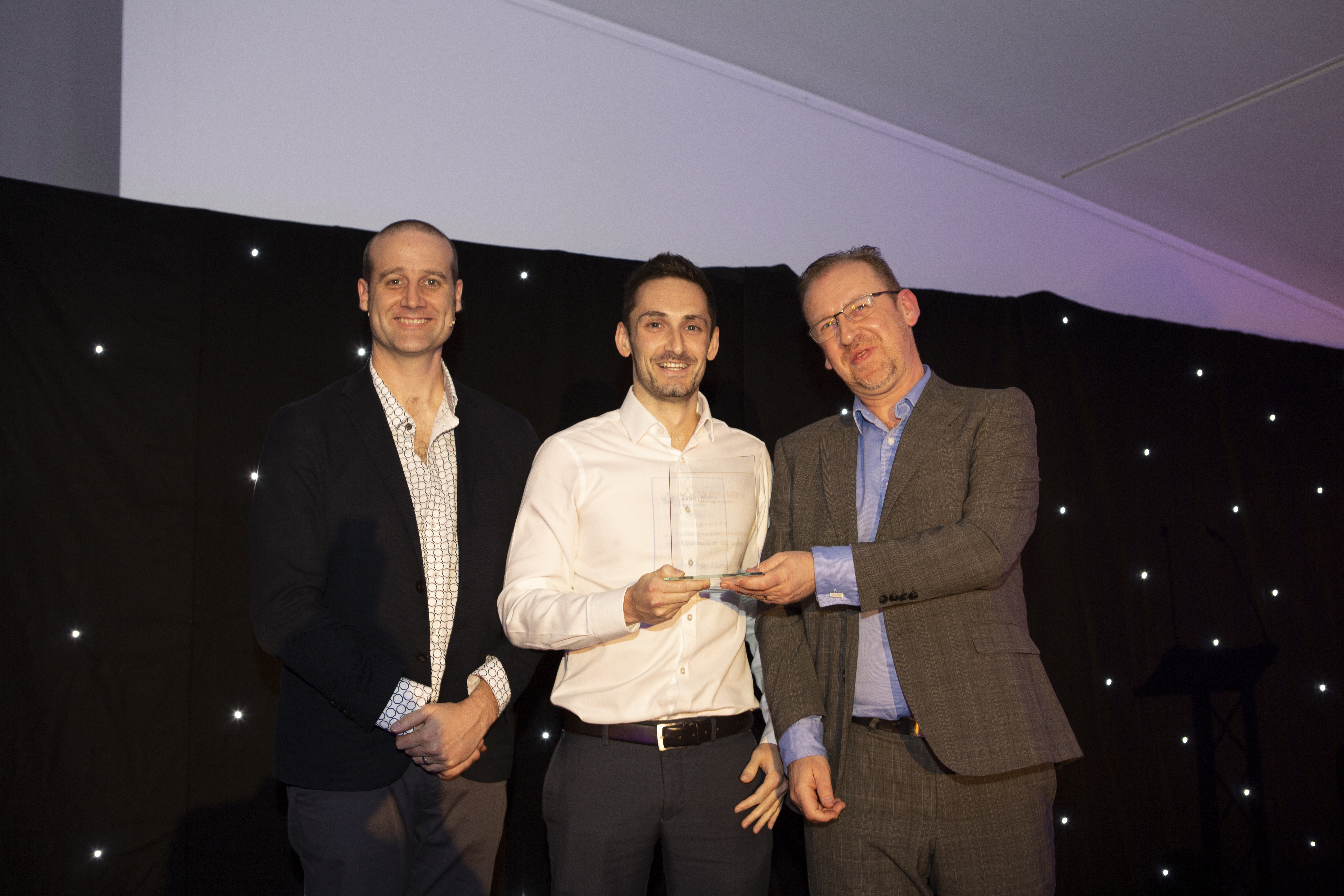 Jay Harvey, Mandarin Spark - Most Promising Student Business of the Year