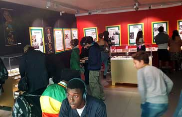 Rastafari in Motion at the Black Cultural Archives