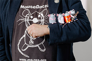 mice for MS research