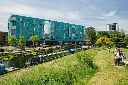 Queen Mary University of London campus accommodation