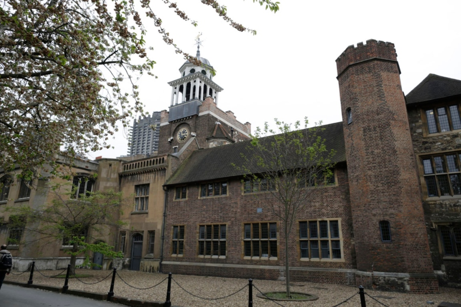 Buildings at our Charterhouse Square campus