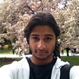 Nazrath Nawaz, MSc Bioinformatics (2016). Now a PhD student in Computational Biology at Queen Mary