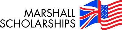 Marshall scholarships logo
