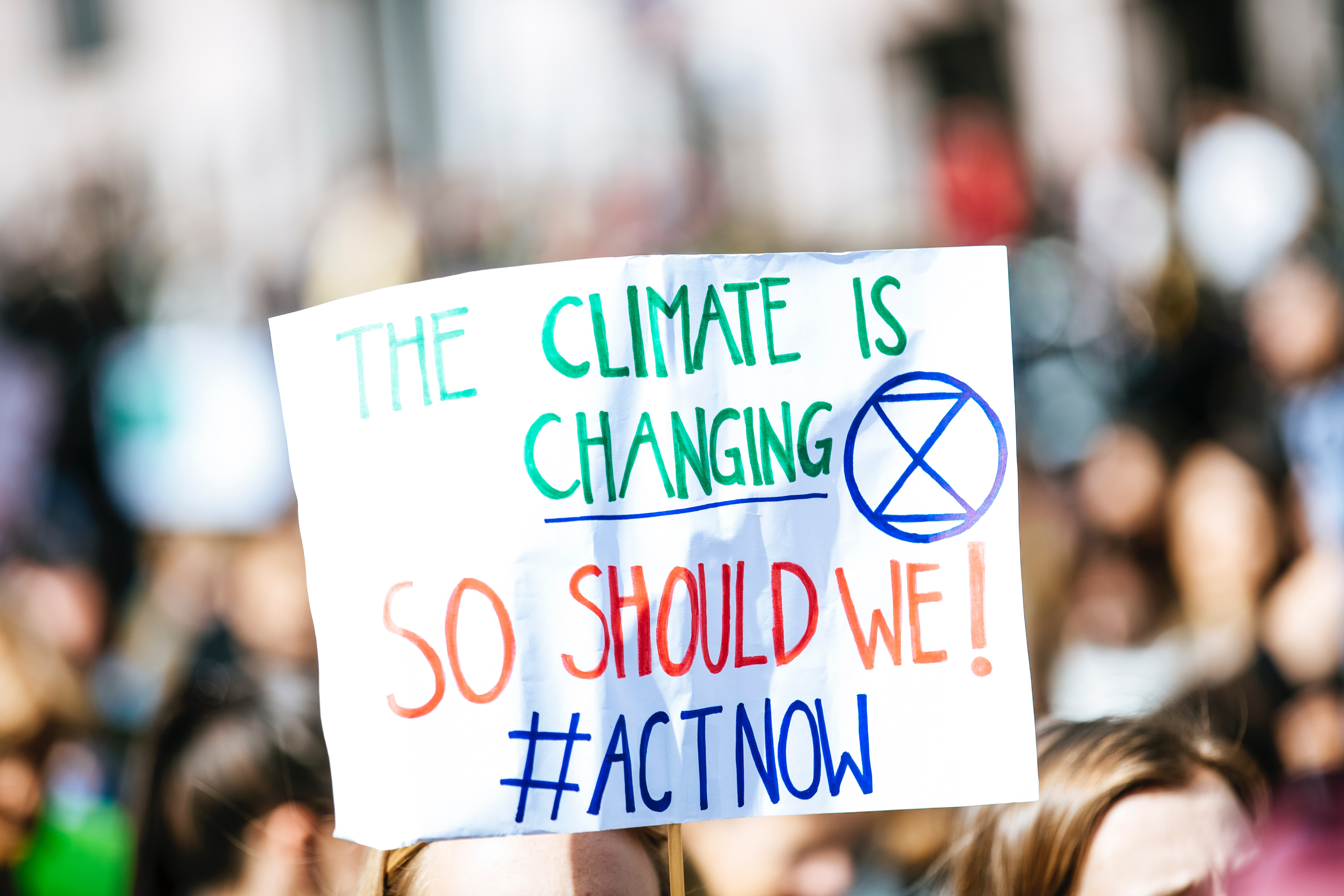 Webinar: Democracy and Climate Change 11 March, 12 pm