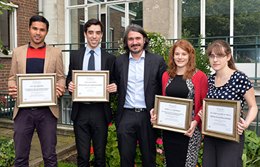 Intellectual Property Law Annual Prize 2014 winners