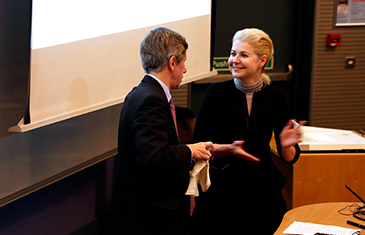 Professor Johanna Gibson, Herchel Smith Professor of Intellectual Property Law