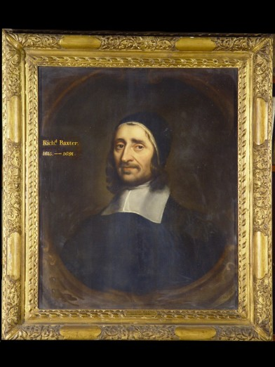 Portrait of Richard Baxter