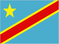 Flag of Congo Democratic