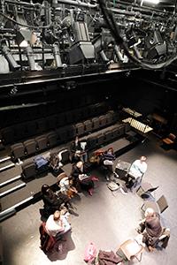 The Film and Drama Studio, QMUL