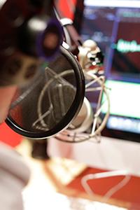 audio booth film stuies