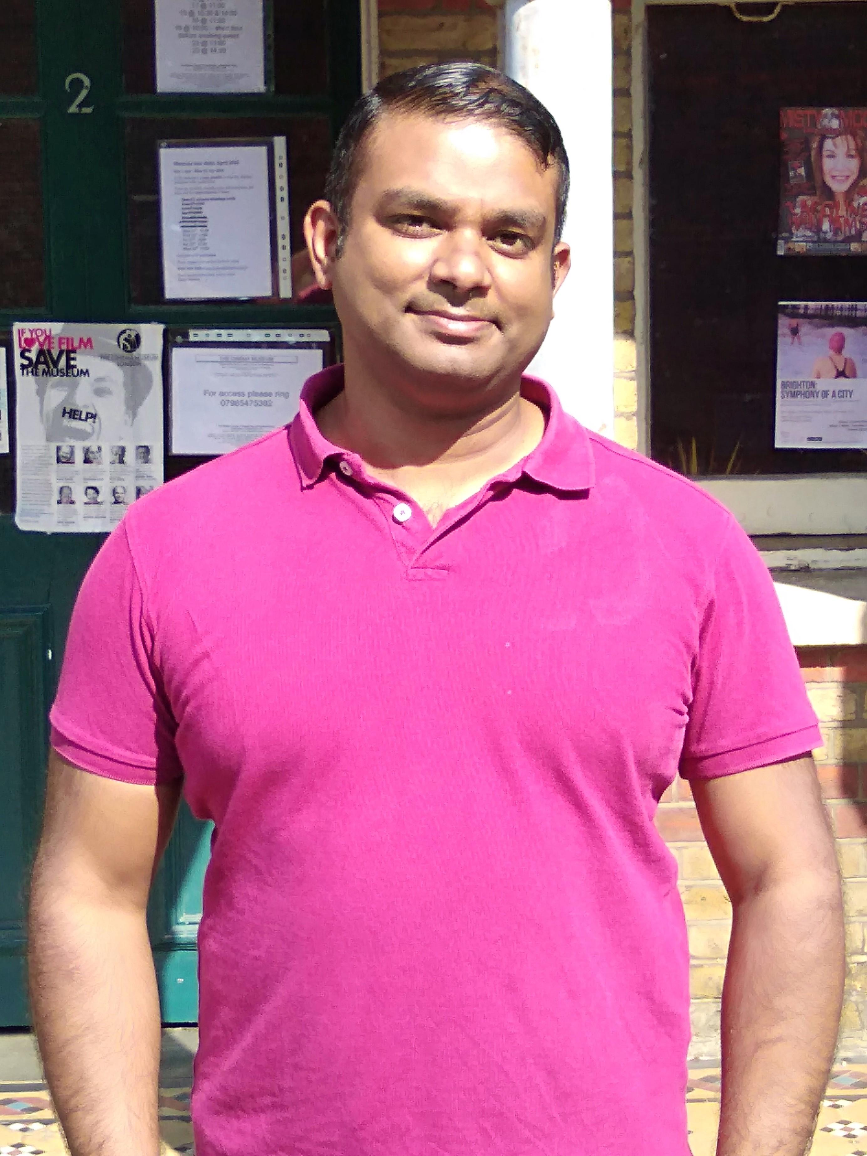 Ashvin Immanuel Devasundaram