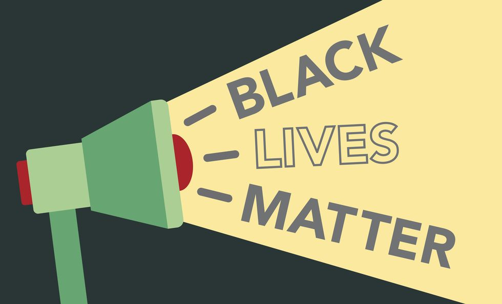 Black Lives Mater image