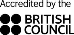 Logo of British Council Accreditation