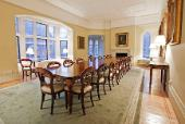 An image of the Dean Rees House meeting room at Charterhouse Square, QMUL